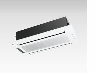 天井ビルトインエアコン〈2方向タイプ〉の画像です。