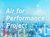 Air for Performance Project