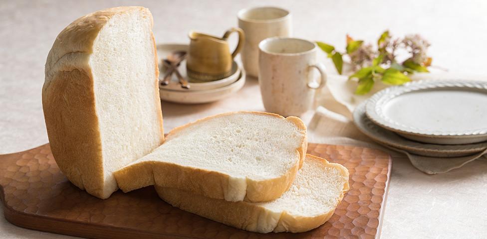 ホームベーカリー 生 食パン