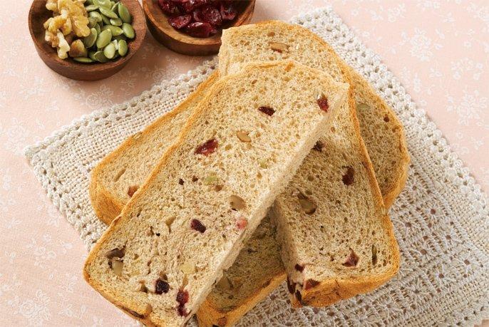 写真:具入りパン