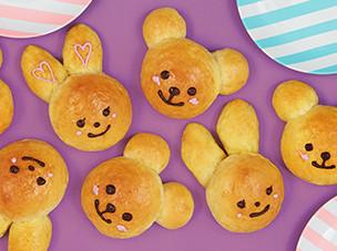 ホームベーカリーでかんたん! 子どもと楽しむ、手づくりパン