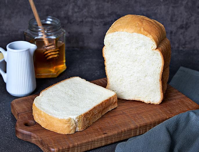 パン 一 斤 レシピ