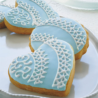 Favorite icing cookies