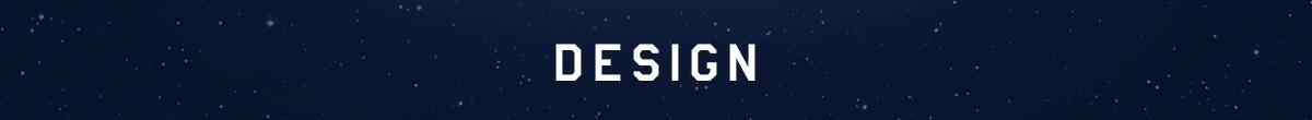 項目の見出し画像です。この項目は「DESIGN」です。