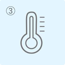 【アイコン】インテリジェント温風モード