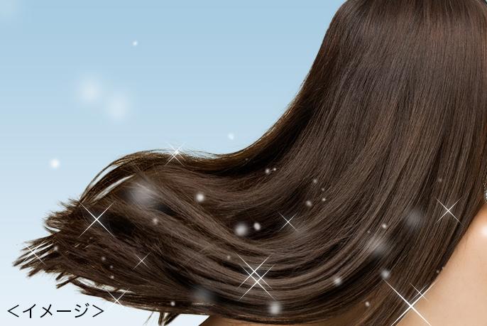 髪の乾燥ステップに合わせて美しく【速乾】