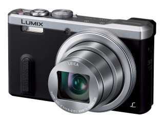 デジタルカメラ(シルバー) DMC-TZ60