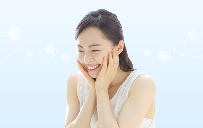 のどやお肌の潤いを保つのど・肌モードのイメージ写真です。