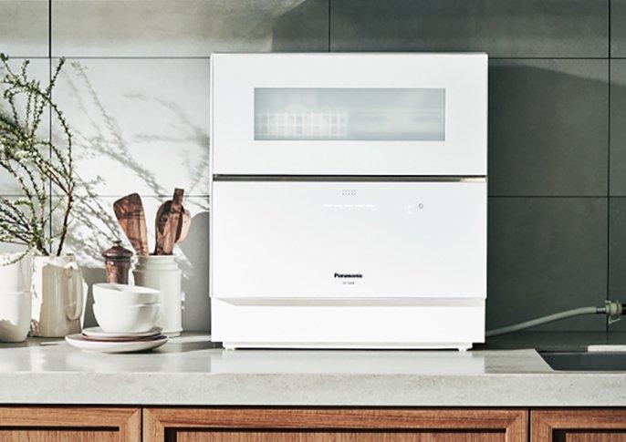 写真:食器洗い乾燥機 NP-TZ300