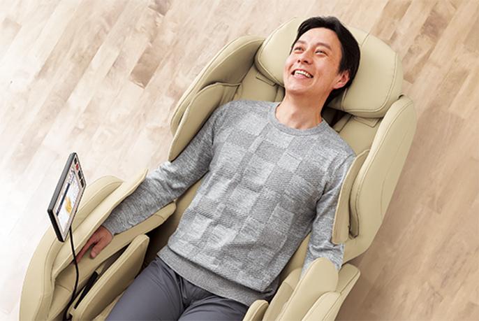 Massage mông / eo