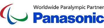 Official Worldwide Paralympic Partner and Partner of Tokyo 2020 Panasonic