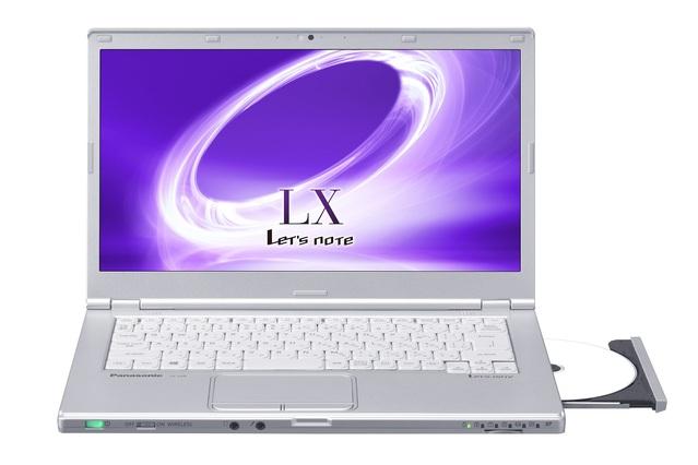 Let��s note LX5 CF-LX5ZD9QR