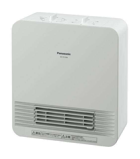 パナソニック セラミックファンヒーター DS-FS1200