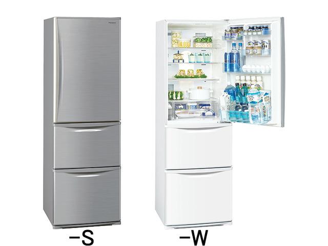 365L パナソニックノンフロン冷蔵庫 NR-C37AM 商品概要 | 冷蔵庫 ...