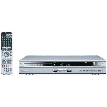 デジタルチューナー内蔵HDD一体型DVDレコーダー DZR-DH200(S)    生産終了