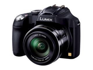 デジタルカメラ(ブラック) DMC-FZ70