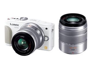 デジタル一眼カメラ/ダブルレンズキット(ホワイト) DMC-GF6W