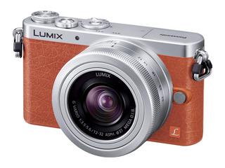デジタル一眼カメラ/レンズキット(オレンジ) DMC-GM1K