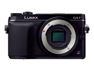 デジタル一眼カメラ/ボディ(シルバー) DMC-GX7