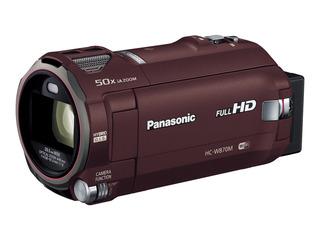 デジタルハイビジョンビデオカメラ HC-W870M