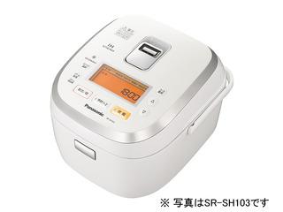 スチームIHジャー炊飯器(ホワイト) SR-SH183