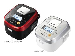 スチーム&可変圧力IHジャー炊飯器(ルージュブラック) SR-SPX103