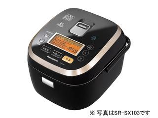 スチームIHジャー炊飯器(ブラック) SR-SX183