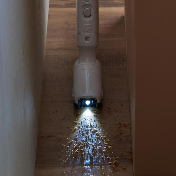 LEDナビライトを使用しているイメージ図
