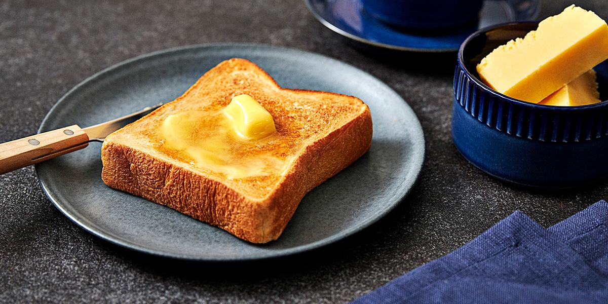 バタートーストのイメージ