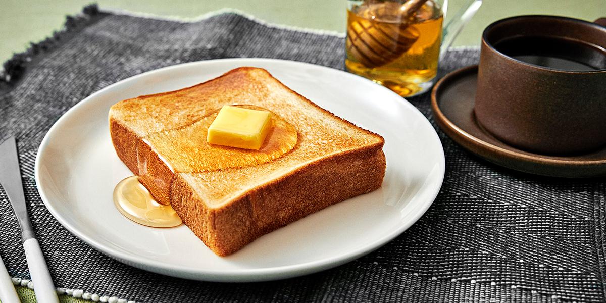 はちみつバタートーストのイメージ