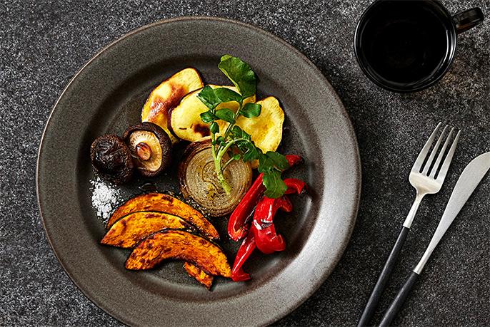 グリル野菜のイメージ