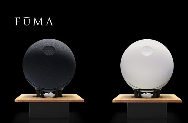 「パナソニックの技術」「香り」「素材」のこだわりがつまった最高級のアロマディフューザー「FUMA」。「TAMATEBA」サイトで販売中!