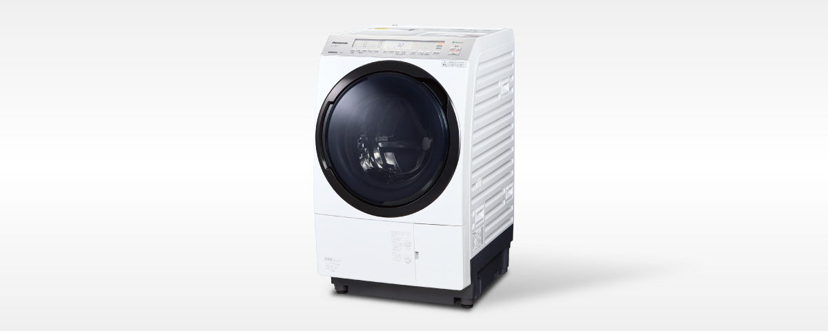 ななめドラム洗濯乾燥機 NA-VX800AL/R