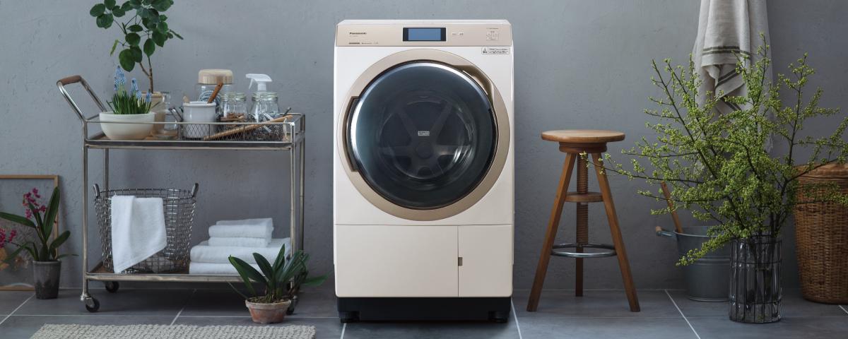 ななめドラム洗濯乾燥機|Panasonic